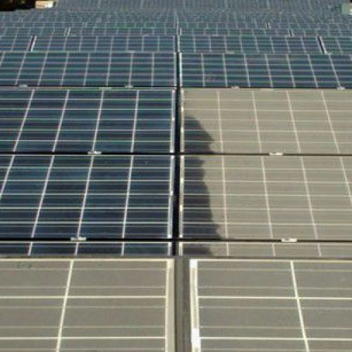 Solcelle afvaskning
